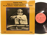 Friedrich Gulda / Music for 4 Soloist and Band No1 Sb15097st