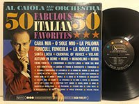 Al Caiola / 50 Fabulous Italian Favorites ual3354
