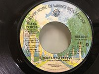 Prana People / is Your Life a Party - All Around My World