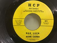Hank Carbo / Bad Luck - Funny