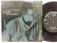 Jerome Richardson / Way In Blues - Delerious Trimmings mep484