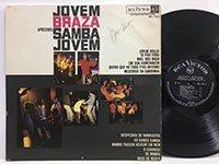 Jovem Braza / Apresenta Samba Jovem Bbl1365