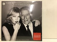 Tony Bennett Diana Krall / Love is Here to Stay