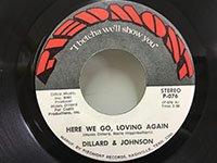 Moses Dillard / Here We Go Loving Again - inst
