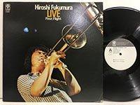 福村博 Hiroshi Fukumura / Live First Flight pa3010