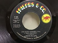 Esther Williams / Last Night Changed It All - You Gotta Let Me Show You