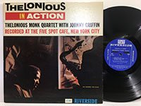 Thelonious Monk / In Action rlp12 262