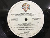Ashford & Simpson / Found A Cure - You Always Could