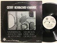 Gerry Hemingway / Kwambe