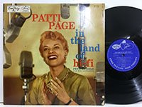 Patti Page / In the Land of Hi Fi Mg36074
