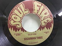 Sugarman Three / Soild Funk - Funky Moon