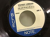 Stanley Jordan / Lady in My Life - New Love