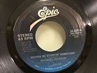 Michael Jackson / Wanna be Startin Somethin - inst