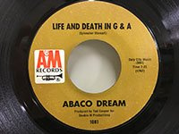 Abaco Dream / Life and Death in G&A - Cat Woman