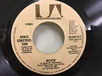 Brass Construction / Movin - Talkin