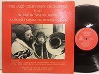 Jazz Composers Orchestra / plays Numatik Swing Band