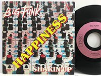 Big Funk / Happiness - Shakin Up