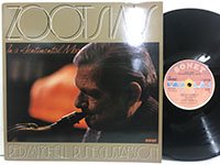 Zoot Sims / in a Sentimental Mood sntf932