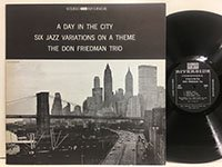 Don Friedman / a Day in the City rlp9384