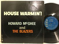 Howard McGhee /House Warmin lp4020