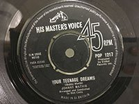 Johnny Mathis / Your Teenage Dream - Come Back