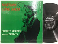 Shorty Rogers / Martians Come Back 1232
