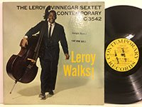 Leroy Vinnegar / Leroy Walks C3542