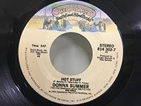 Donna Summer / Hot Stuff - Heaven Knows