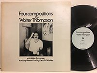 Walter Thompson / Four Compositions