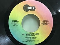 Chantal Curtis / Get Another Love - Hey Taxi Driver