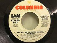 John Davis / Love Magic - Holler