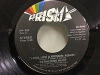 Geraldine Hunt / I Feel Like a Woman Again - Lool All Around