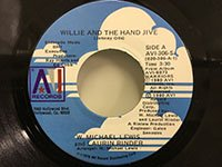 W Michael Lewis and Laurin Rinder / Will and the Hand Jive - Blue Steal