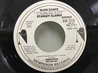 Stanley Clarke / Slow Dance - Rock'n Roll Jelly