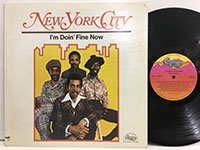 New York City / I'm Doin' Fine Now