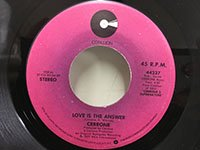 Cerrone / Love is the Answer - Give Me Love