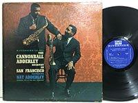 Cannonball Adderley / In San Francisco rlp12-311