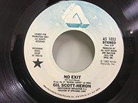 Gil Scott Heron / No Exit - mono