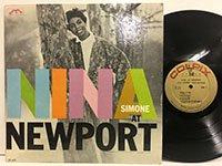 Nina Simone / at Newport cp412