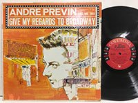 Andre Previn / Give My Regards to Broadway cl1530