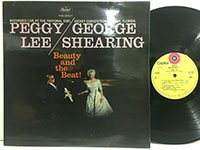 Peggy Lee George Shearing / Beauty and the Beat st1219