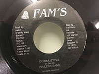 Wailers band / Cobra Style - version
