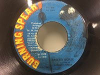 Burning Spear / Bad to Worse - riddim style