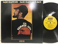 <b>Hank Crawford / Hank Crawford's Back ku33</b>
