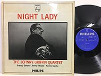 Johnny Griffin / Night Lady p48071l