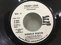 Donald Austin / Crazy Legs - Nanzee