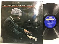 Thelonious Monk / In Europe vol1 rm002