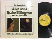 Alice Babs & Duke Ellington / Far Away Star phon50-11