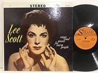 Lee Scott / sings Cool Music for Warm People sls1047
