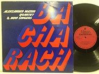 Aleksander Mazur & Novi Singers / Bacharach sx1297